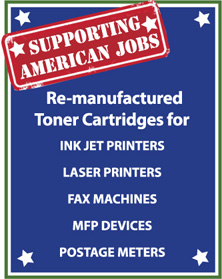 Re-manufactured Toner Cartridges